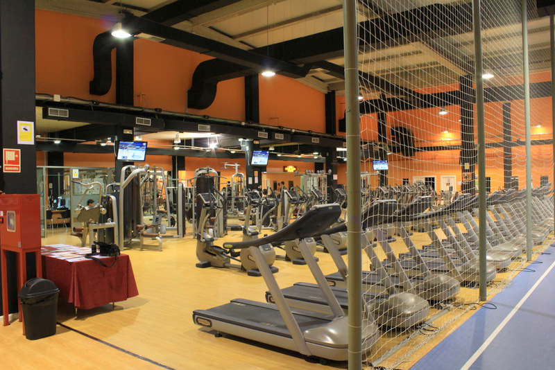 Ucam tu gimnasio cerca de tus tiendas la noria outlet for Gimnasios cerca