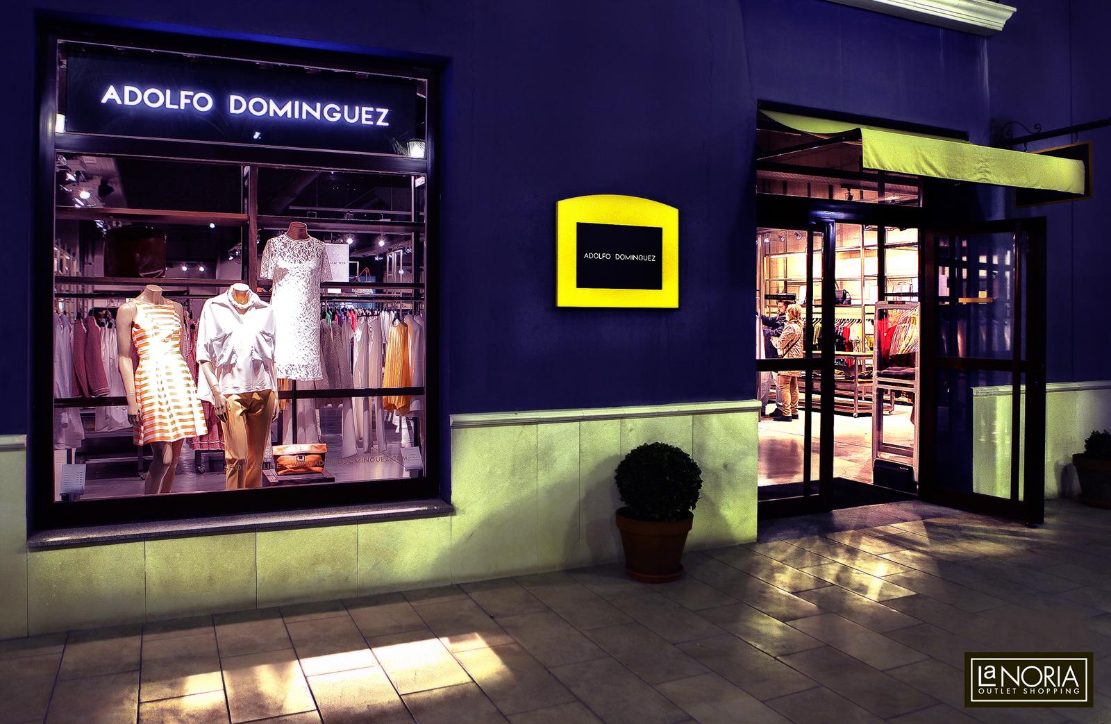 Adolfo dom nguez outlet en murcia centro comercial la noria for Adolfo dominguez badajoz
