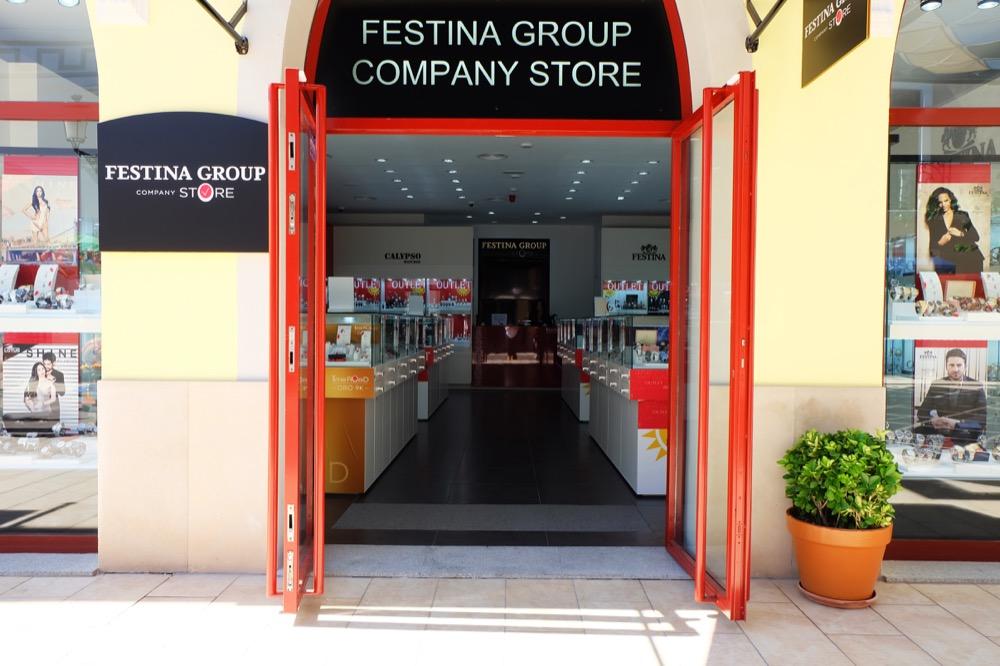 Nueva Tienda Festina Group En La Noria Outlet Murcia