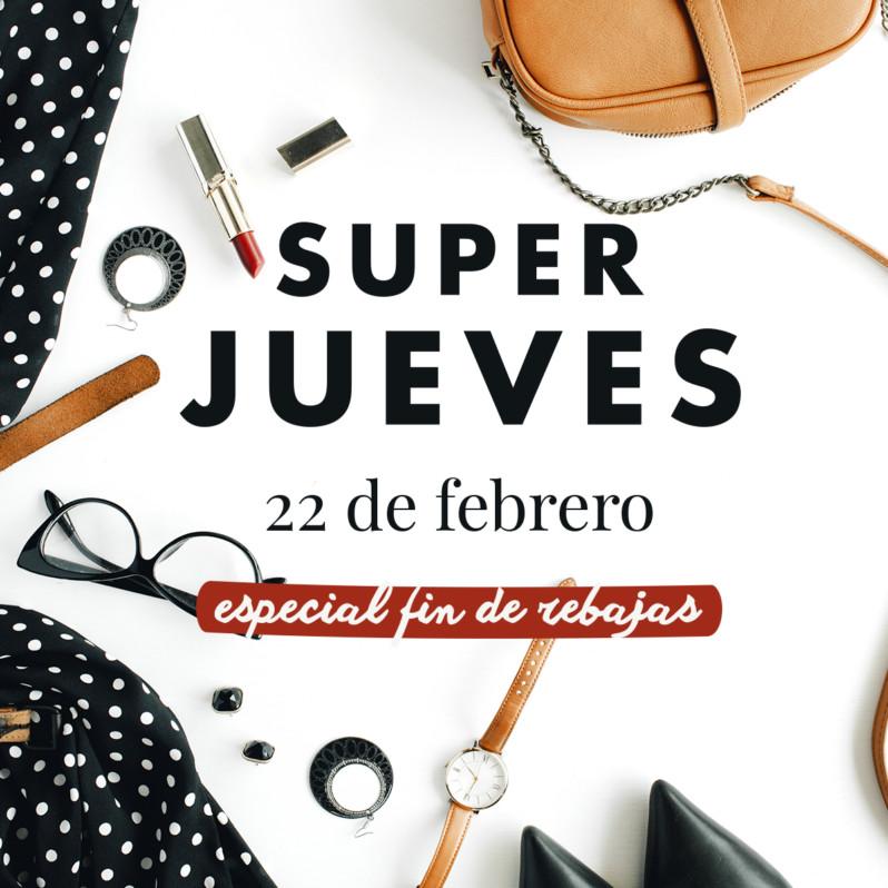 superjueves Superjueves de febrero