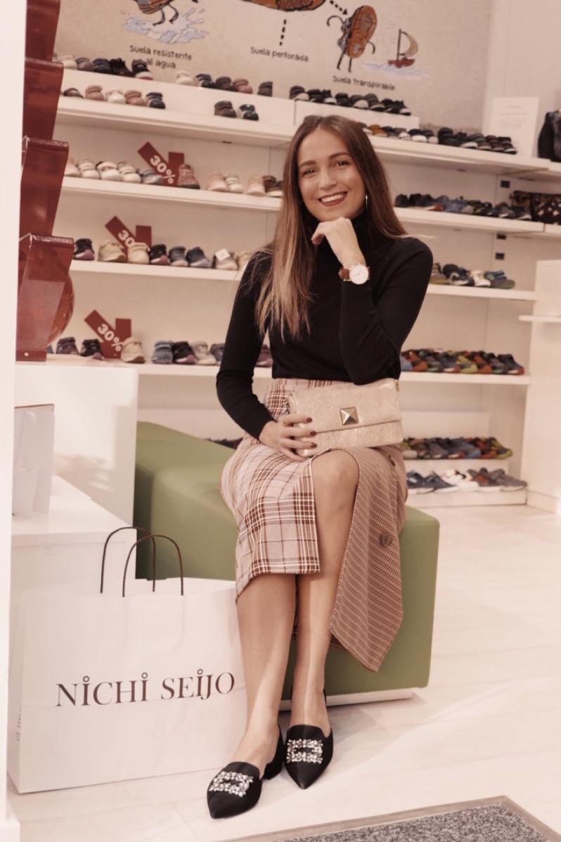 Tres formas de renovar tu calzado con Nichi Seijo
