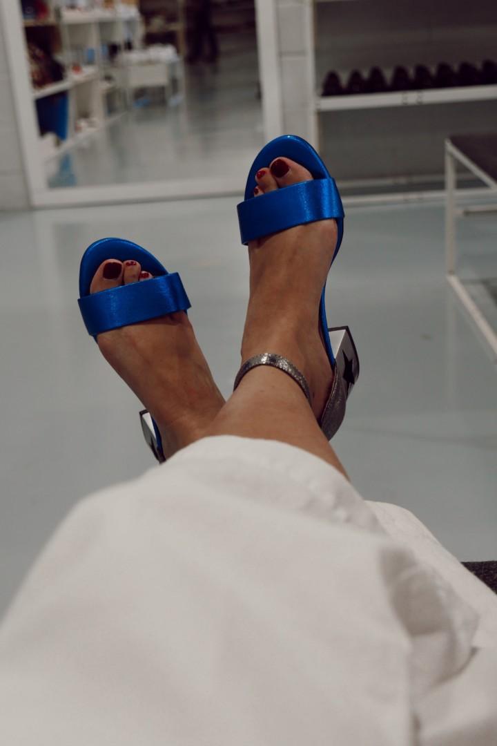 Zapatos de verano de vestir