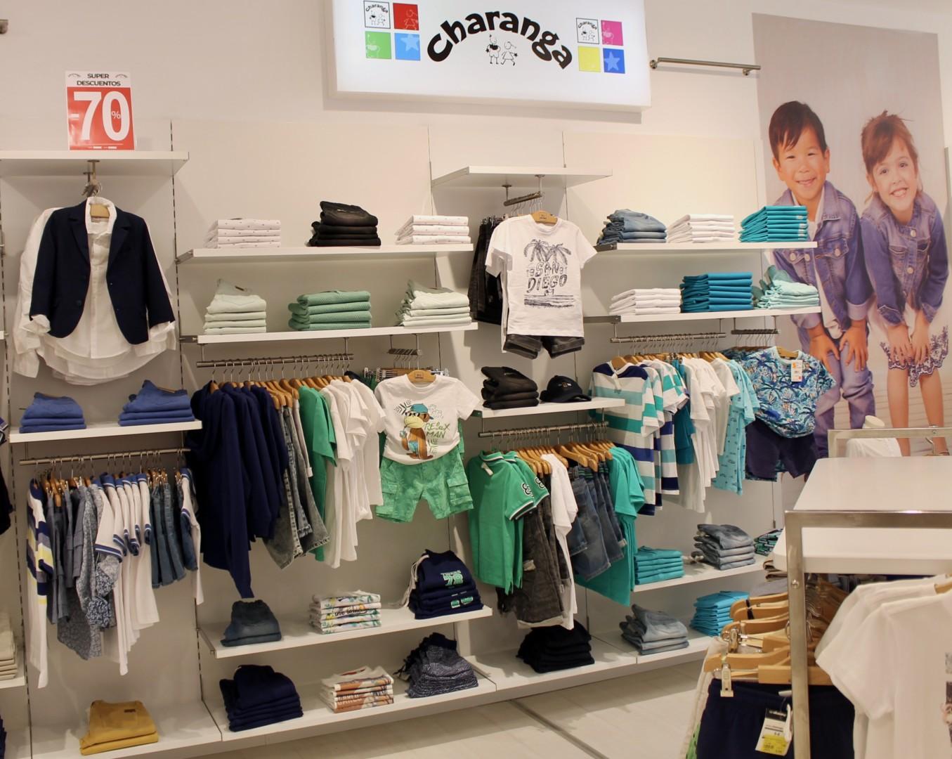 La Noria Outlet de moda infantil con Charanga