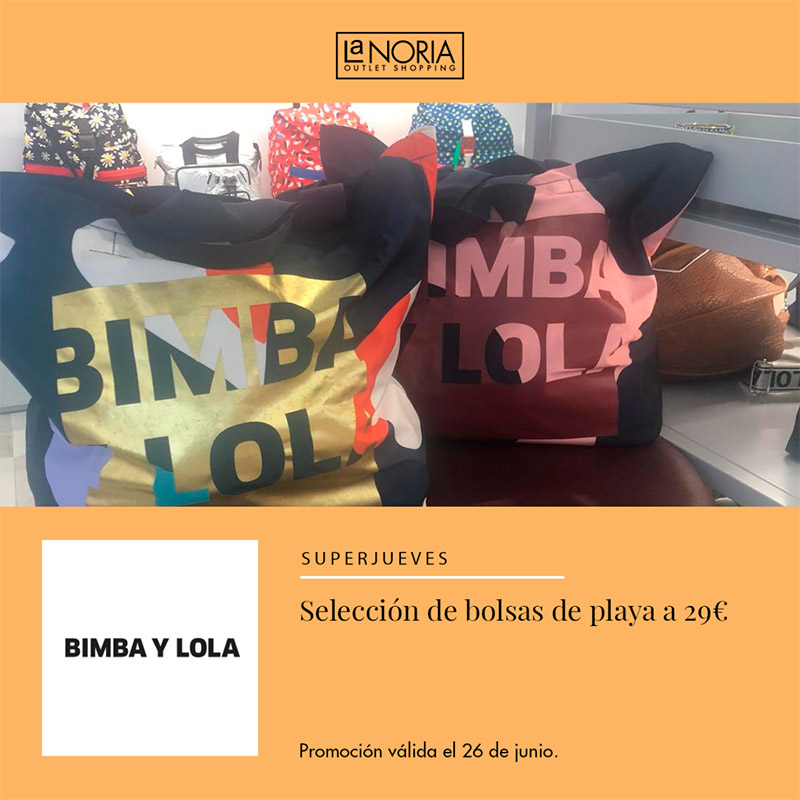 Bimba y Lola Superjueves