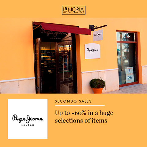 0fd8c79c557 La Noria Outlet Murcia - Your shopping center in Murcia