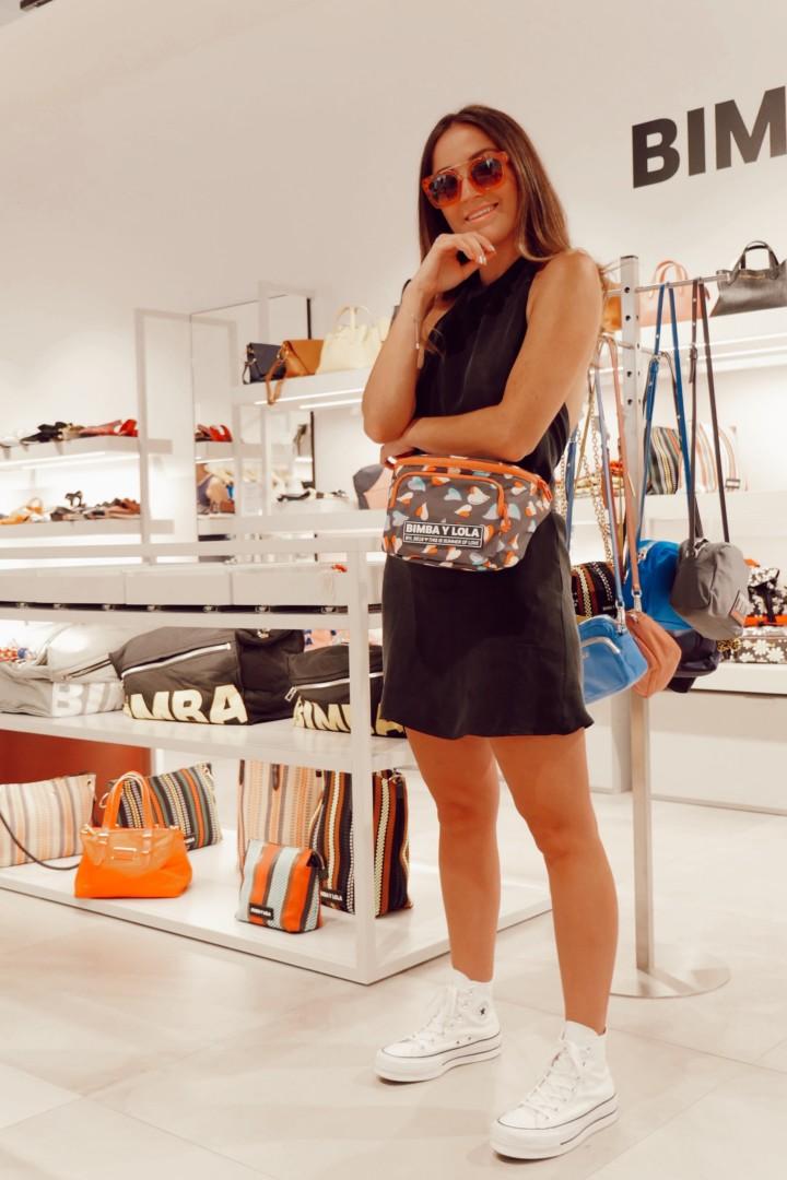 Bolsos y complementos de moda en Bimba y Lola de La Noria Outlet