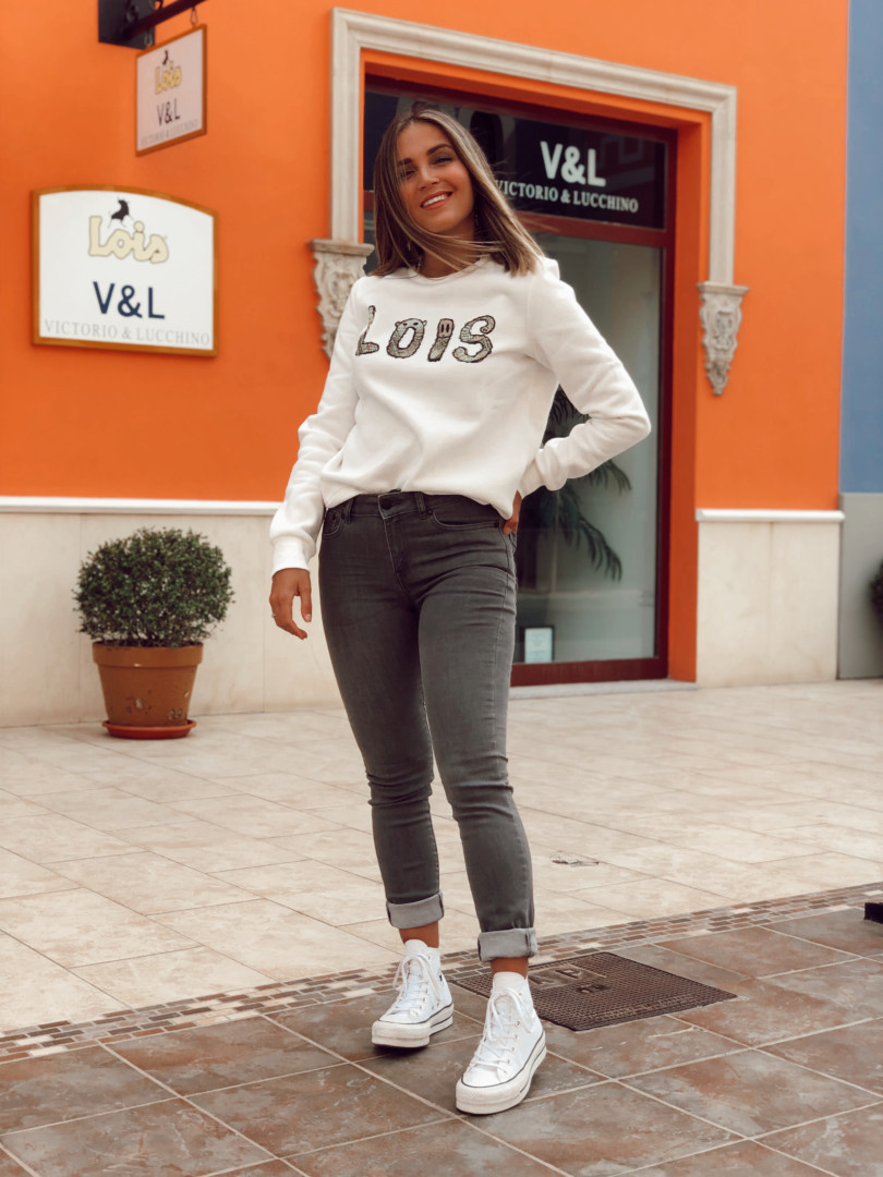 Camiseta de Lois
