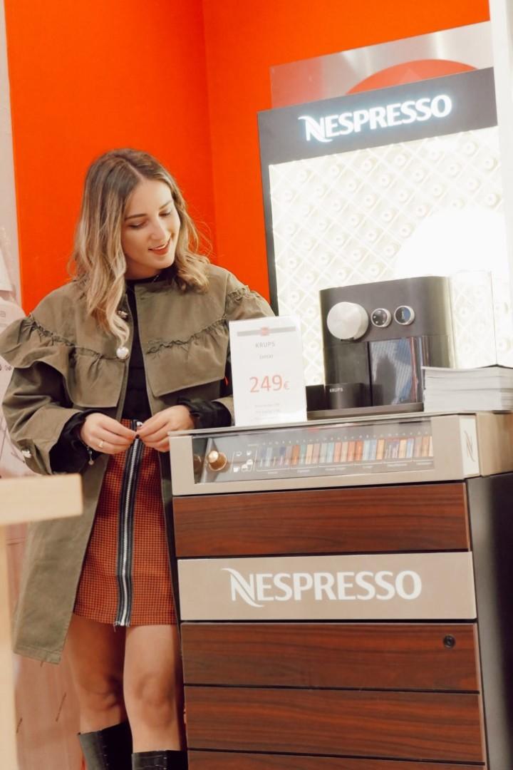 Cafeteras Nespresso en Home & Cook de La Noria Outlet Murcia