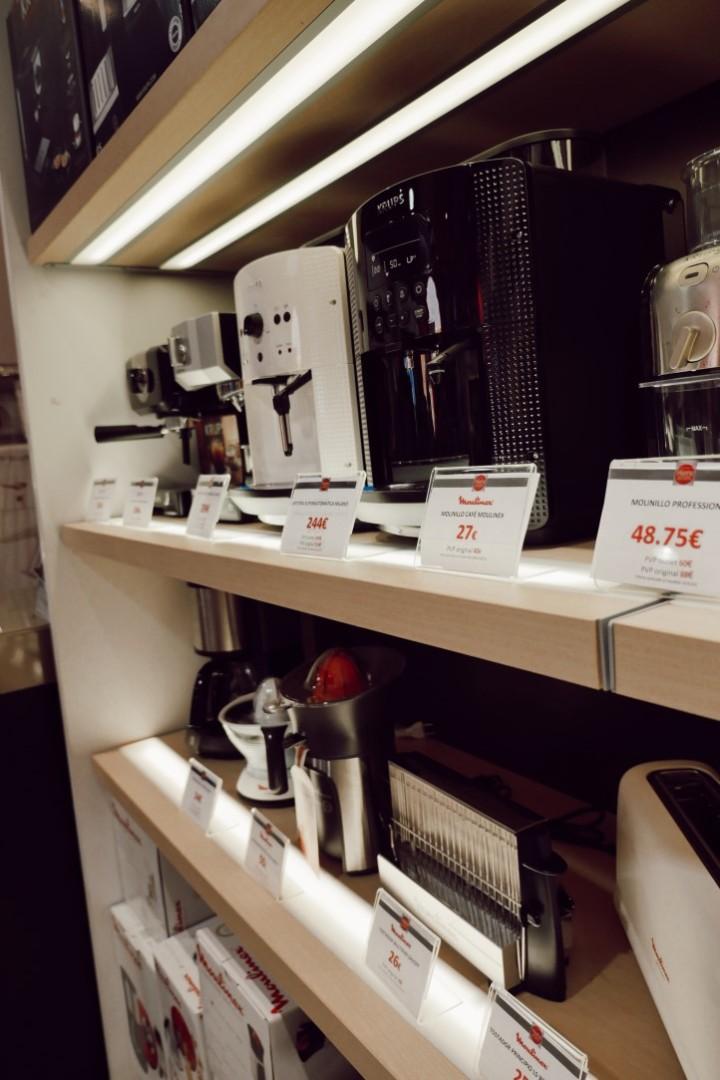 Cafeteras súper automáticas en Home & Cook