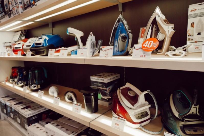Pequeños electrodomésticos para el hogar