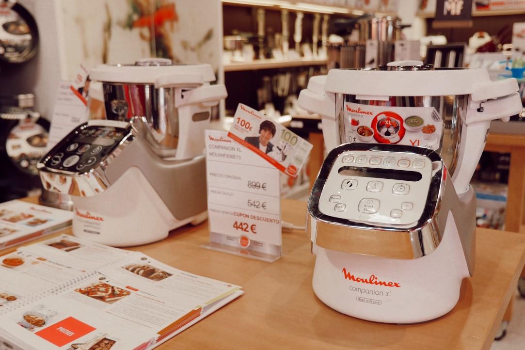 Robot de cocina Moulinex en Home & Cook