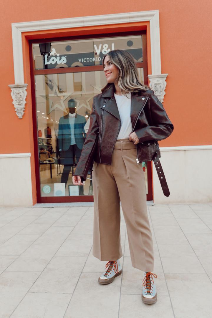 Lois Murcia en La Noria Outlet