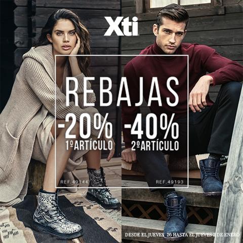 SUPERJUEVES REBAJAS descuentos calzado La Noria Outlet Murcia