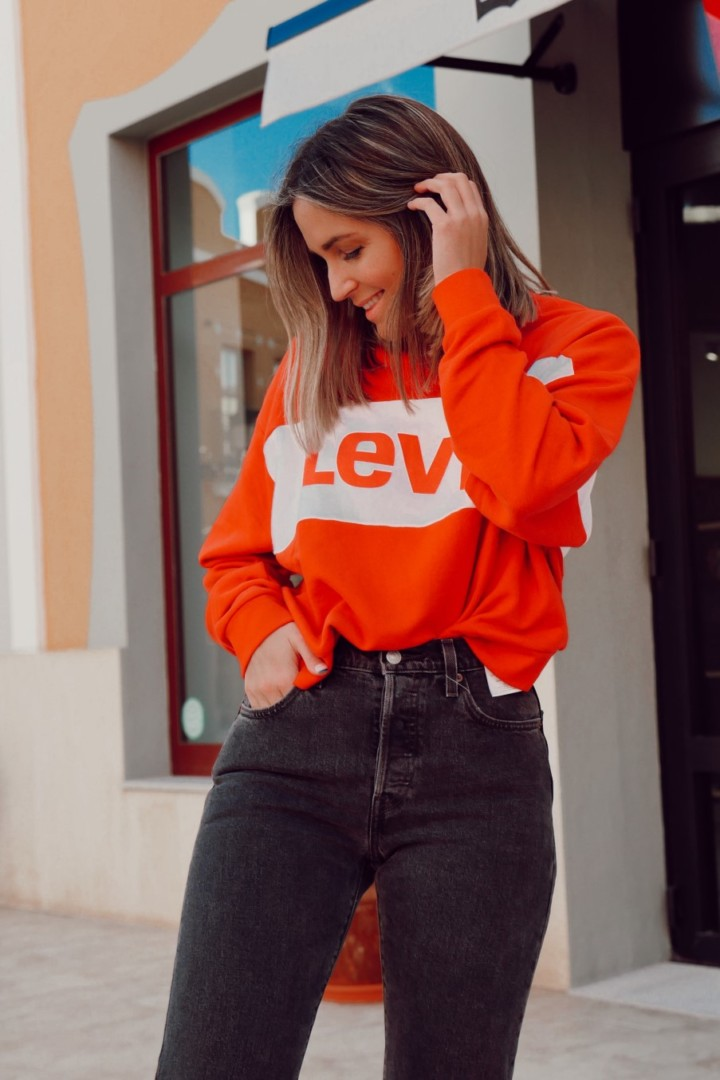 Imprescindibles de denim en Levi's La Noria Outlet