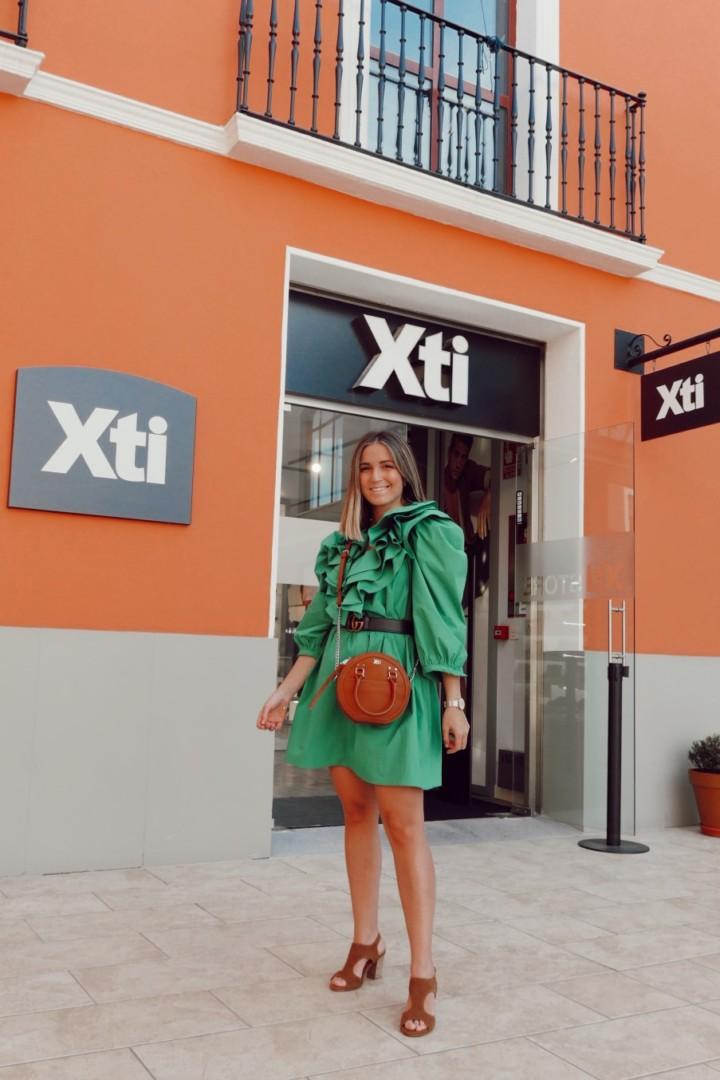Novedades de primavera en XTI La Noria Outlet Murcia.