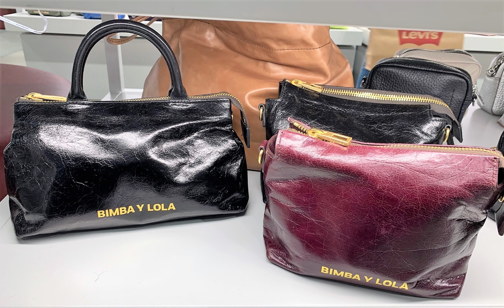 Imprescindibles de invierno en Bimba y Lola La Noria Outlet Murcia