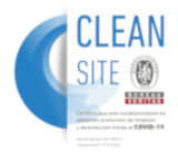 Logotipo Clean Site
