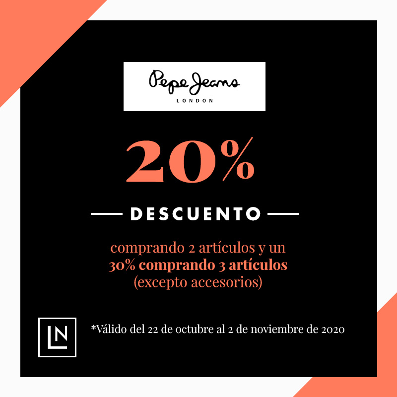 promocion-megaoutlet-pepe-jeans-la-noria