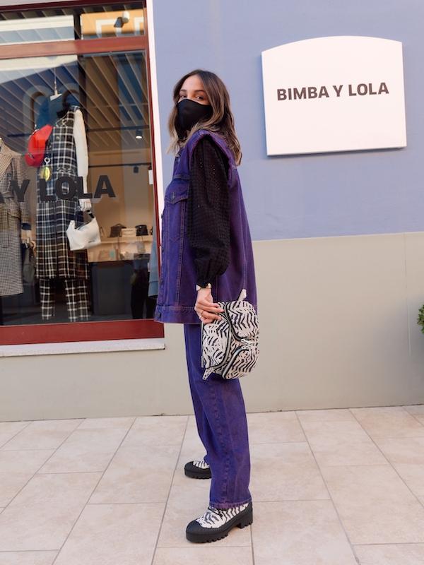 Conjunto Bimba y Lola