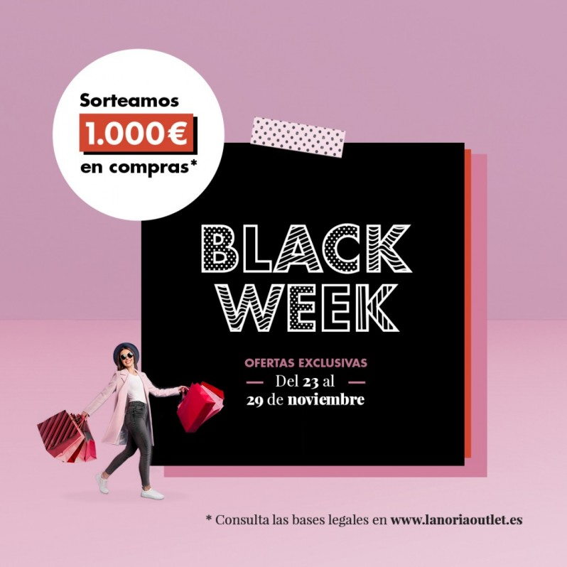 Black Week La Noria Outlet