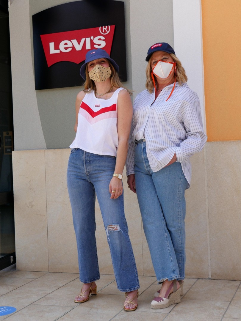 Levis en La Noria Outlet