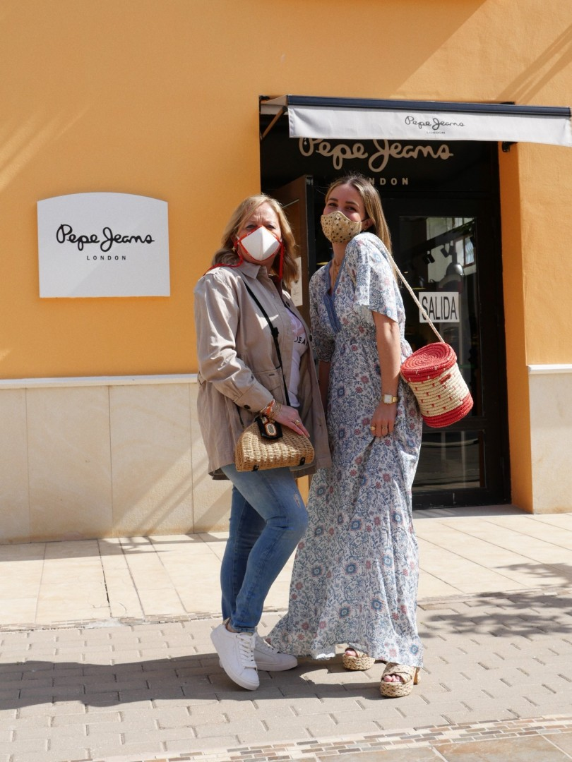 Pepe Jeans en La Noria Outlet