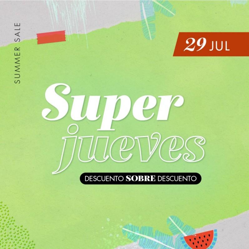 Superjueves de julio